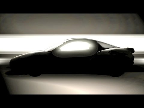 Yamaha's  First Ever Car Teaser Released Ahead Of Tokyo Motor Show 2015
