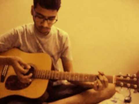 Iktara wake up sid guitar lesson and cover (Detailed Strumming...