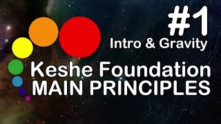 Keshe Main Principles #1 Intro & Gravity