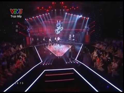 Phần công bố kết quả (Giọng hát Việt nhí 2014 Liveshow 3)