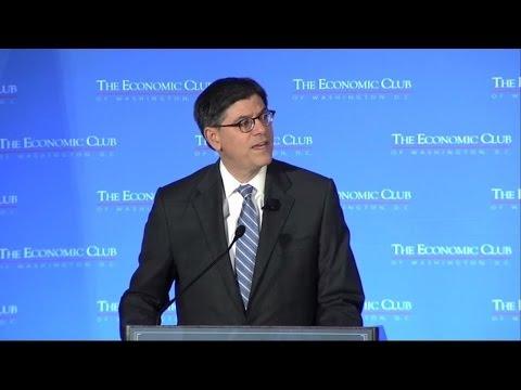 The Hon. Jacob Lew, Secretary, U.S. Dept. of the Treasury