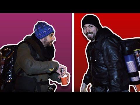 Sokakta Sabaha Kadar Ne Yaptık? - Gece Vlog