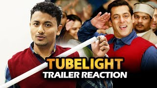 download lagu Tubelight Trailer Reaction - Salman Khan, Sohail Khan, Zhu gratis