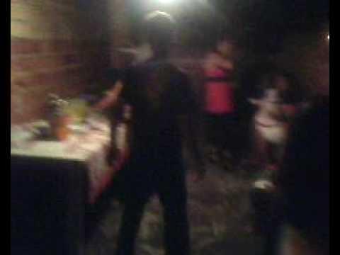 festa na tia maria tiu zé dançando