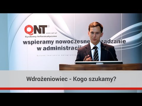Zostań Wdrożeniowcem QNT, Jeśliś Hanys ;)