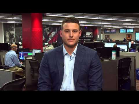 Anthony Rizzo Joins Olbermann