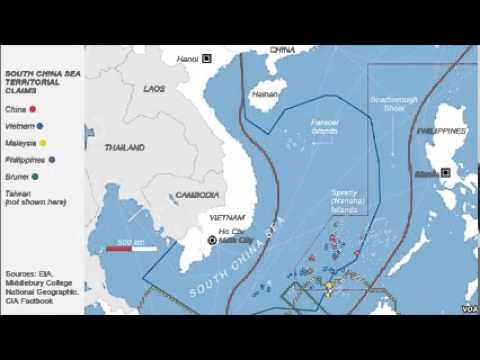 Obama Concerned China Bullying South China Sea Nations