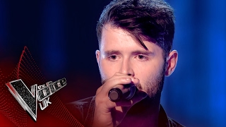 Tim Gallagher performs 'Crash': Blind Auditions 7 | The Voice UK 2017
