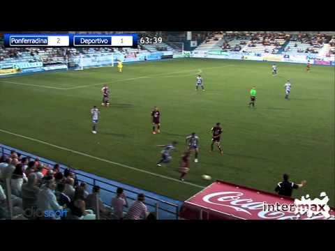 SD Ponferradina 3-2 RC Deportivo