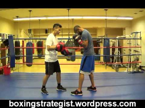 Coach Chi-Tao Li: Boxing Padwork Combination Video of the day -