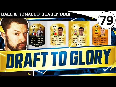 EPIC DRAFT WIN!! FUT DRAFT TO GLORY #79 - FIFA 16 Ultimate Team Gameplay