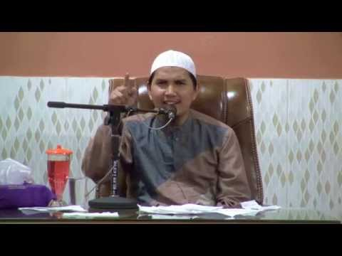 Dampak Harta Haram Bagi Pribadi Dan Masyarakat - Ustadz Dr  Erwandi Tarmizi, MA