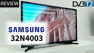 REVIEW LED TV SAMSUNG 32N4003 DIGITAL TV INDONESIA