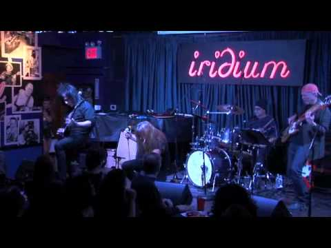 Steve Stevens Band w Sebastian Bach- Billy Idol's Rebel Yell at Iridium NYC
