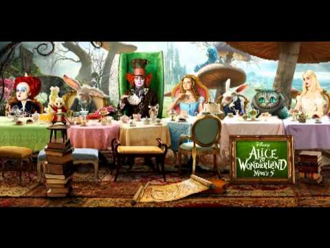 Danny Elfman - alices theme (OST alice in wonderland)