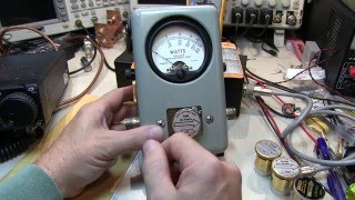 #221: The Bird 43 Directional Wattmeter: Overview and how-to use