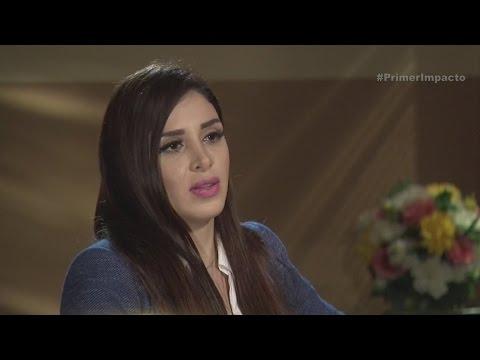 """La esposa de """"El Chapo"""" confiesa en entrevista exclusiva"""