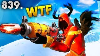 Fortnite Funny WTF Fails and Daily Best Moments Ep.839