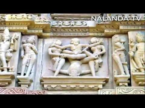 TEMPLE OF ROMANCE-- KHAJURAHO [INDIA]