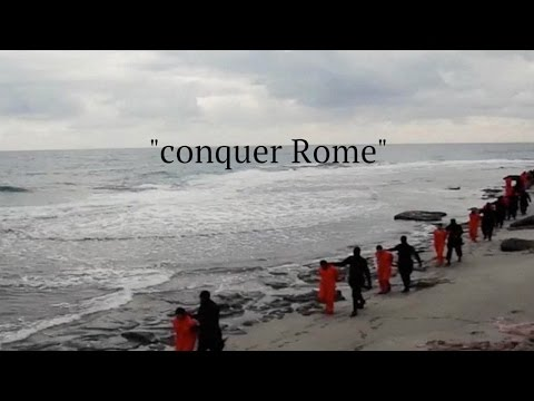 The Islamic State Takes on Egypt, Threatens Rome
