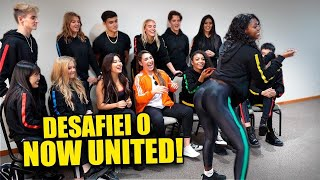 VERDADE OU DESAFIO COM NOW UNITED!
