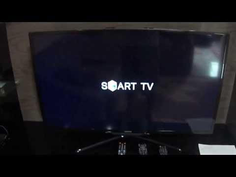 Absurdo! TV Samsung un40f6400 liga e desliga sozinha! 1 semana de uso!