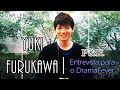 [ENG SUBBED] Yuki Furukawa | Questions and Answers, Interview for DramaFever