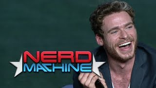 Highlights: Conversation with Richard Madden - Nerd HQ (2013) HD