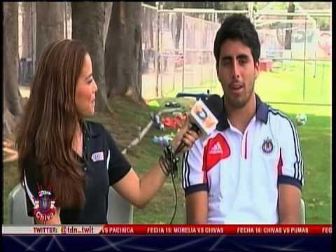 Entrevista de Chapis y Juan Pablo Félix con Nestor Vidrio, Zona Chiva de TDN del 6 de Junio 2013