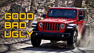2018 Jeep Wrangler JL Review: The Good, The Bad, & The Ugly