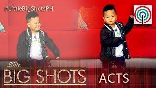 Little Big Shots Philippines: Rodzen   3-year-old Charmer