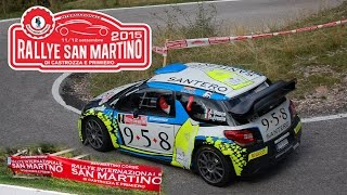 35° Rally San Martino Di Castrozza 2015 - Show [HD]