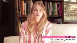 Tori Praver | Model/Designer's Home Tour