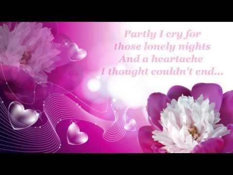 Kiss Lonely Goodbye - Stevie Wonder - Lyrics