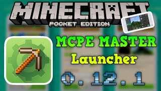 Minecraft PE 0.12.1+: Master for Minecraft- Launcher | Blocklauncher Benzeri Uygulama