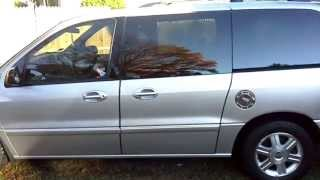 2004 mercury Monterey for sale