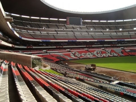 Estadio Azteca México video