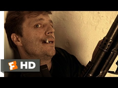 Lock, Stock and Two Smoking Barrels (7/10) Movie CLIP - Gangster Blood Bath (1998) HD