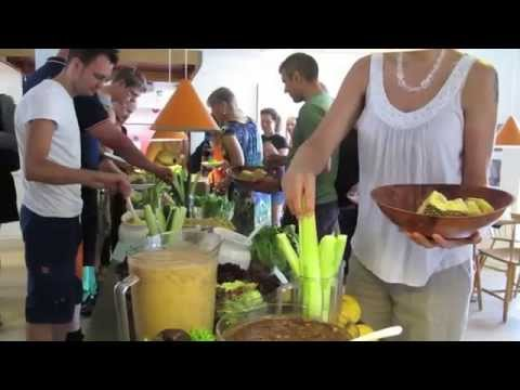 The Fresh Food Festival - fruit, sport, lectures and fun