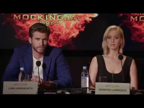 The Hunger Games: Mockingjay Part 2 - Los Angeles Press Conference [HD]