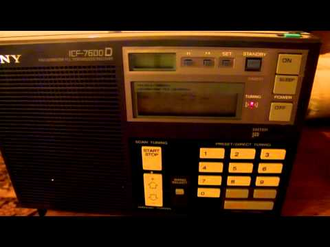 11725kHz - Radio New Zealand International (beaming South Pacific)