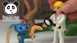 ⭕ PLAYMOBIL Super 4 - Lost Island mit Alien - Spielzeug ausgepackt & angespielt - Pandido TV