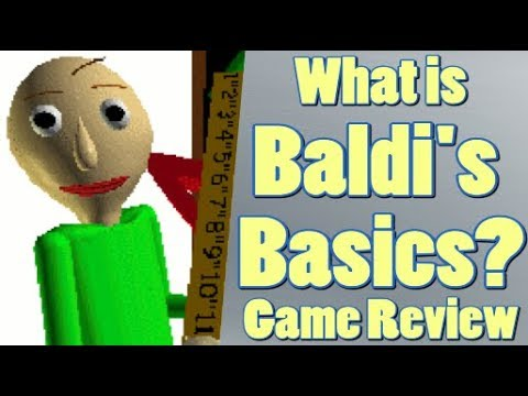 Baldi's Basics in Education and Learning Explained