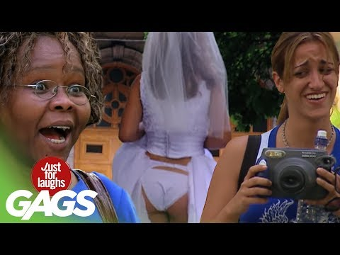 Best Of Just For Laughs Gags - Best Wedding Pranks video