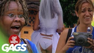 Best Of Just For Laughs Gags - Best Wedding Pranks