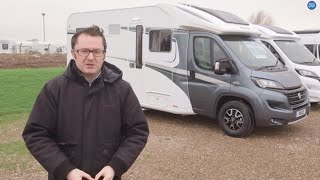 Practical Motorhome reviews the Knaus Sun TI 650 MF