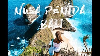 MOST BEAUTIFUL PLACE in BALI - NUSA PENIDA, Indonesia | Drone | (Travel The World)