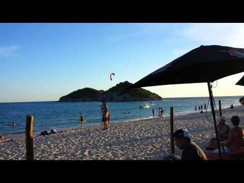 La salsa beach bar san carlos Guaymas