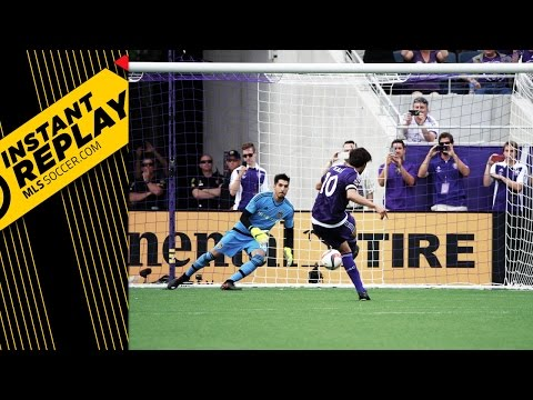 Instant Replay: Was it a PK on Kaka? Instant Replay revisits Orlando debate
