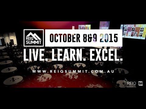 Reiq Summit  - Real Estate Institute of Queensland